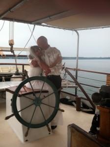 Yorktown Sailing Charters: Weddings in Yorktown, Virginia