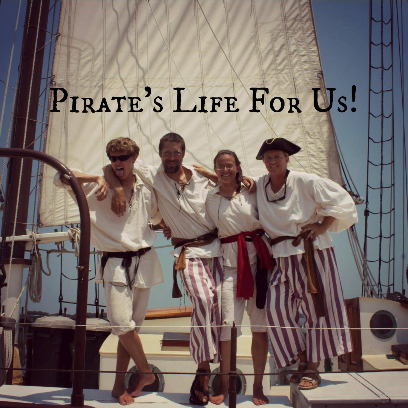 Pirate Cruise Rates & Boat Tours in Yorktown VA   Yorktown Sailing