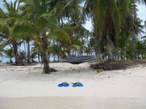 Chilling in San Blas
